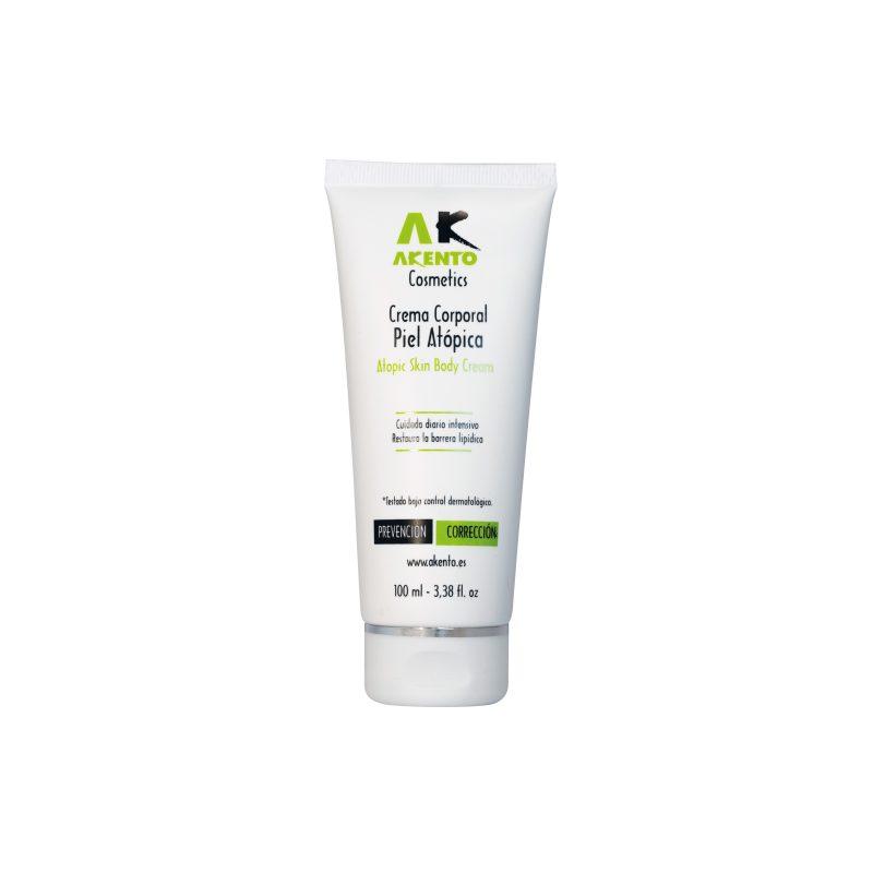 Crema piel Atópica Akento Cosmetics